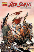 Red Sonja 11 Cover D