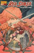 Red Sonja 03 Cover C