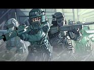 -Dynamix- Counter Terrorists - MusikPanzer【音源】【高音質】