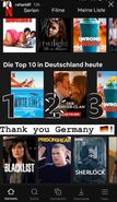 Dynasty is No. 2 on Netflix in Germany