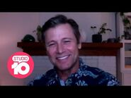 'Melrose Place' Star Grant Show - Studio 10