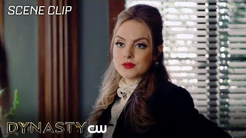 Dynasty Our Turn Now Scene The CW