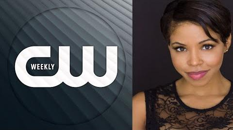 Our EXCLUSIVE Interview with KJ Smith from Dynasty - CW Weekly