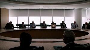 Carrington Atlantic board room