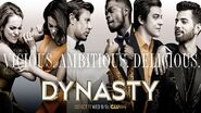Dynasty Poster Vicious Ambitious Delicious
