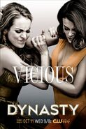 Dynasty Poster Vicious