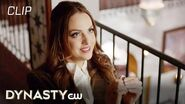 Dynasty Season 3 Episode 13 You See Most Things In Terms Of Black & White Scene The CW