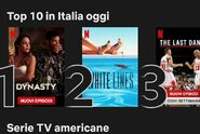 Dynasty is No. 1 on Netflix in Italy