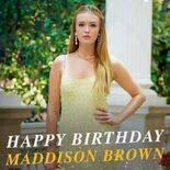 Happy Birthday Maddison Brown Promotional Image S4