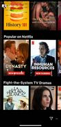 Dynasty shown as popular on Netflix after S3 dropped