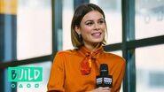 """Nathalie Kelley Speaks On The CW Series, """"Dynasty"""""""