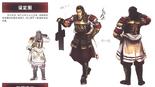 Sakon Shima Concept Art (SW3)