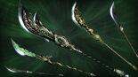 Shu Weapon Wallpaper 6 (DW8 DLC)