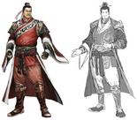 Lu Su Concept Art (DW9)