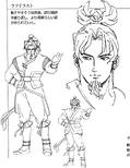 Sun Ce Concept Art (DW3)