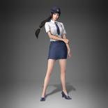 Lianshi Uniform Costume (DW9 DLC)