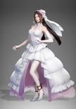 Diaochan Uniform Costume (DW9 DLC)