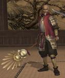 Hideyoshi Toyotomi - Aged Render (NAO)