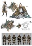 Ieyasu Tokugawa Concept Art (NO)