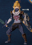 Link Alternate Outfit 10 (HWAC)