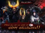 NO Halloween Message