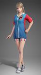 Wang Yuanji Race Queen Costume (DW9 DLC)