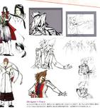 Mitsunari Ishida Concept Art 2 (SY)