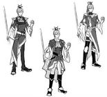 Guo Jia Concept Art (DW9)
