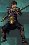 Zhao Yun Alternate Outfit (DW5)