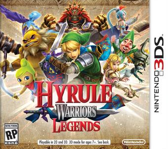 Hyrule Warriors Legends Koei Wiki Fandom