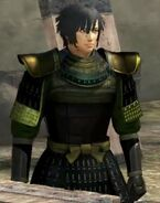 Okabe Motonobu in Samurai Warriors 4 Empires
