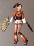 Xiao Qiao Alternate Outfit (DW4)