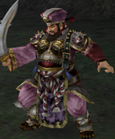 Dong Zhuo Alternate Outfit (WO)