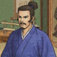 Hōjō Ujiteru in Taikō 3