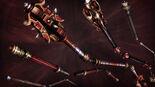 Wu Weapon Wallpaper 7 (DW8 DLC)