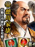 Ieyasu Tokugawa 13 (1MNA)