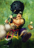 Dynasty Warriors 4 Artwork - Xu Zhu