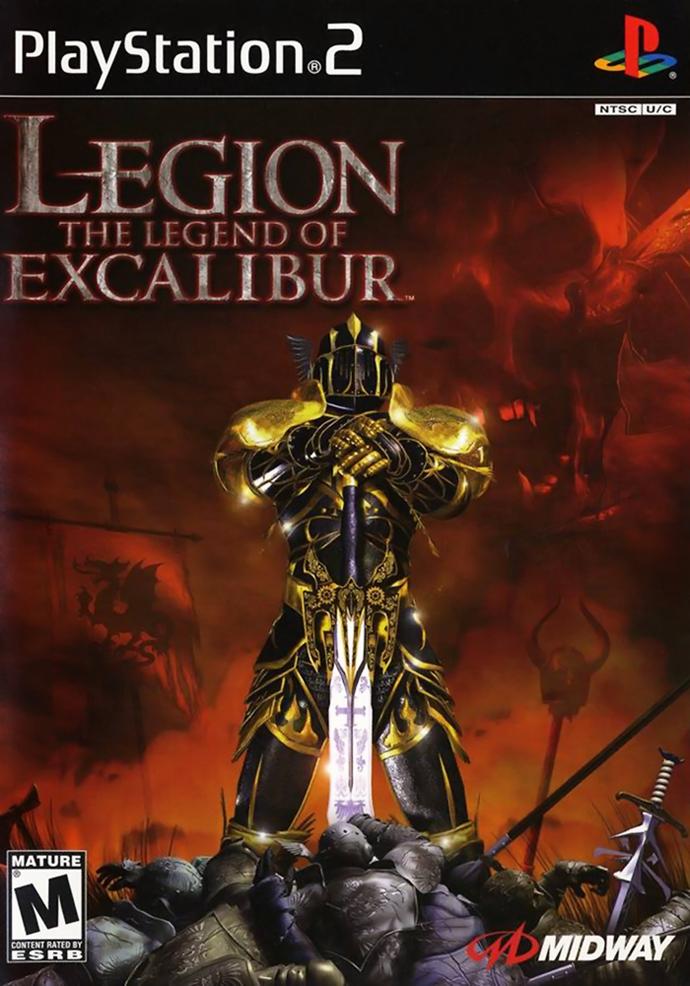 Legion: The Legend of Excalibur