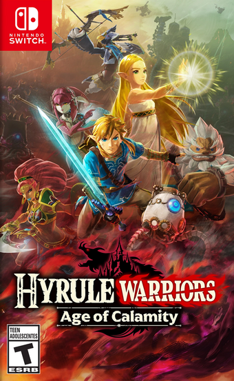 Hyrule Warriors Age Of Calamity Koei Wiki Fandom