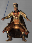 Yuan Shao Alternate Outfit 2 (DW4)