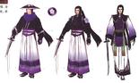 Mitsuhide Akechi Concept Art (SW3)