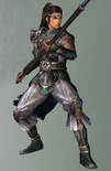 DW5 Zhao Yun Alternate Outfit