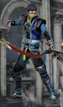 Zhu Ran Alternate Outfit (DW8XL)