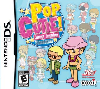 Pop Cutie Street Fashion Simulation Koei Wiki Fandom