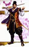 Nobunaga Oda Concept Art (NAO)