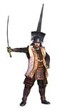 Ieyasu Tokugawa Render (SP - NATS)