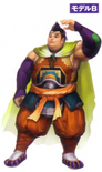 Xu Zhu Alternate Outfit (DW6)