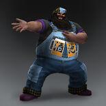 Dong Zhuo Job Costume (DW8 DLC)