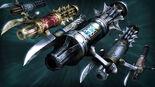 Jin Weapon Wallpaper 2 (DW8 DLC)