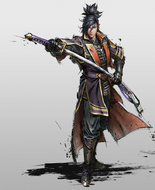 Mitsuhide Akechi Special Outfit (SW5 DLC)